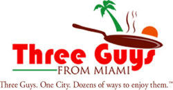 Three Guys From Miami: Cuban and Spanish Food Recipes