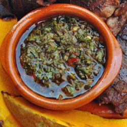 Chimichurri sauce for meat simple easy to make cuban spanish chimichurri sauce for meat forumfinder Choice Image