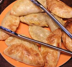 Chicken empanadas recipe easy