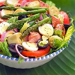 Cuban Mixed Salad - Ensalada Mixta