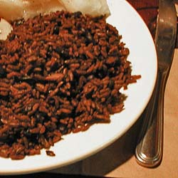 Cuban black beans and rice moros y cristianos simple easy to moros y cristianos black beans and rice dish forumfinder Choice Image