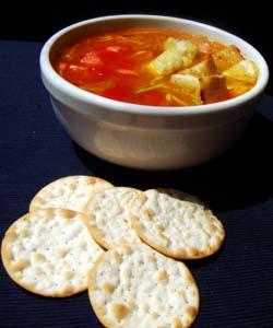 Cuban fish soup sopa de pescados simple easy to make for Cuban fish recipes