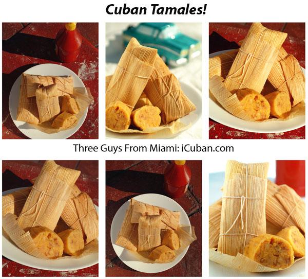 Easy cuban tamales recipe